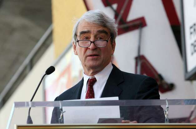 Actor Sam Waterston attends the ceremony honoring him with a star on the Hollywood Walk of Fame in Hollywood, on January 7, 2010. AFP PHOTO/VALERIE MACON (Photo credit should read VALERIE MACON/AFP/Getty Images) Photo: VALERIE MACON / AFP