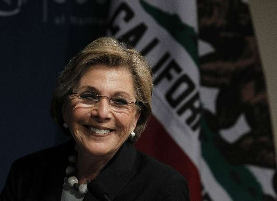 Barbara Boxer, D-California, has been a senator since 1992.(Staff/San Francisco Chronicle)