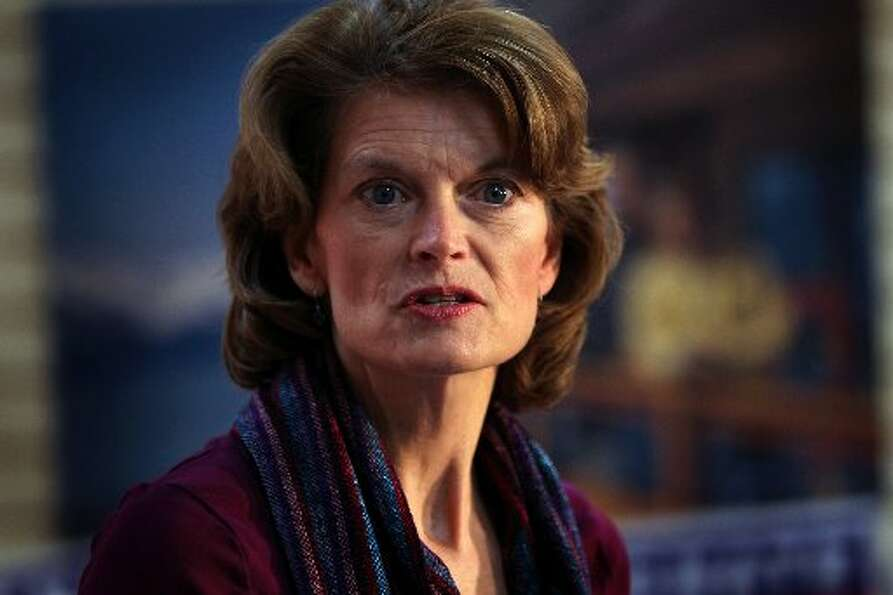 In 2010, Lisa Murkowski, R-Alaska, was the second person ever to win a U.S. Senate election through