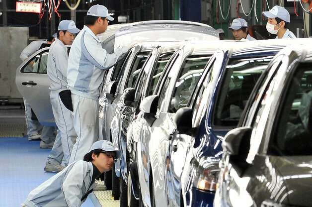 Toyota has announced recalls of more than 10 million vehicles worldwide in the past month. Photo: Yoshikazu Tsuno, AFP/Getty Images