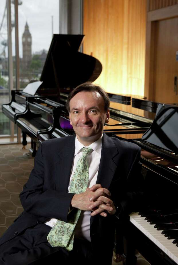 Stephen Hough isn't just a pianist - he's also a composer, artist, blogger and poet. Photo: Andrew Crowley