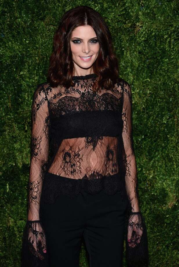 Model/actress Ashley Greene attends The Ninth Annual CFDA/Vogue Fashion Fund Awards at 548 West 22nd Street on November 13, 2012 in New York City.  (Photo by Dimitrios Kambouris/Getty Images) Photo: Dimitrios Kambouris, Getty Images / 2012 Getty Images