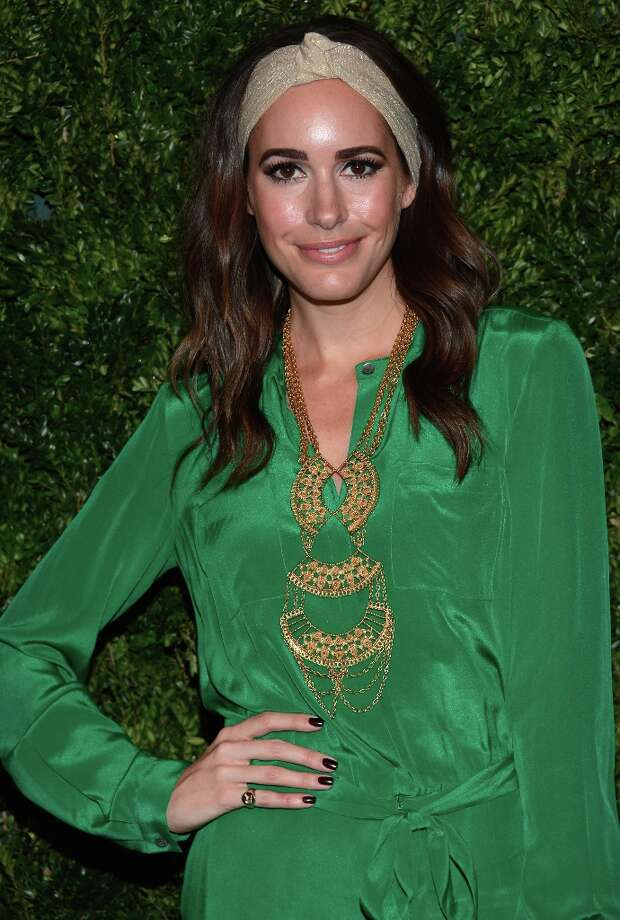 Louise Roe attends The Ninth Annual CFDA/Vogue Fashion Fund Awards at 548 West 22nd Street on November 13, 2012 in New York City.  (Photo by Dimitrios Kambouris/Getty Images) Photo: Dimitrios Kambouris, Getty Images / 2012 Getty Images