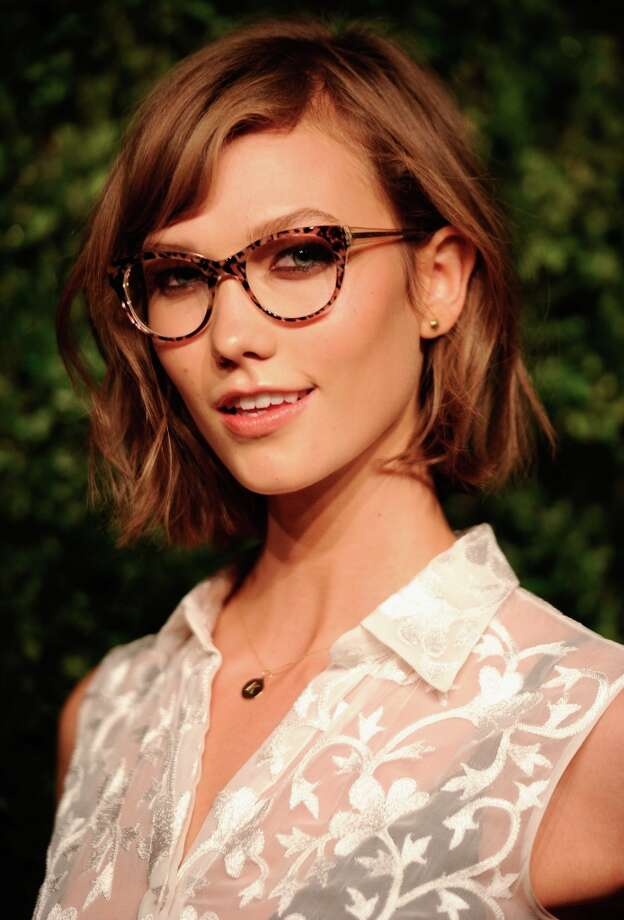Model Karlie Kloss attends The Ninth Annual CFDA/Vogue Fashion Fund Awards at 548 West 22nd Street on November 13, 2012 in New York City.  (Photo by Dimitrios Kambouris/Getty Images) Photo: Dimitrios Kambouris, Getty Images / 2012 Getty Images