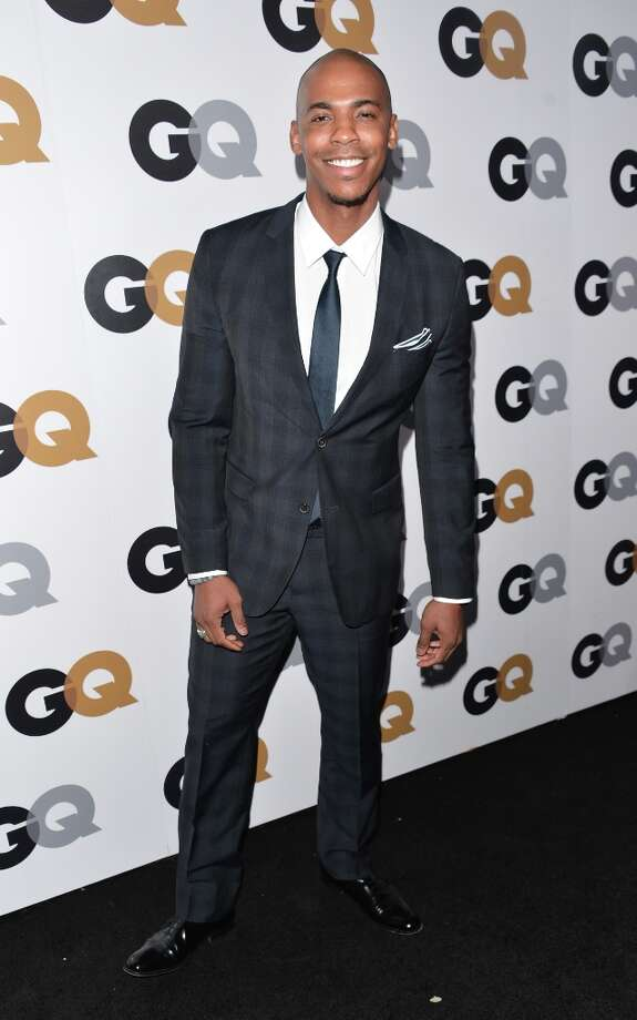 "Mehcad Brooks also appeared in ""True Blood."" Photo: Alberto E. Rodriguez, Getty Images / 2012 Getty Images"
