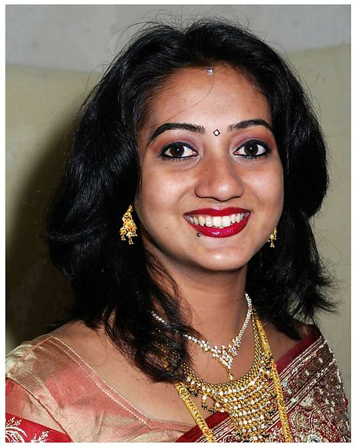 Savita Halappanavar died after being refused an abortion. Photo: Ho, AFP/Getty Images