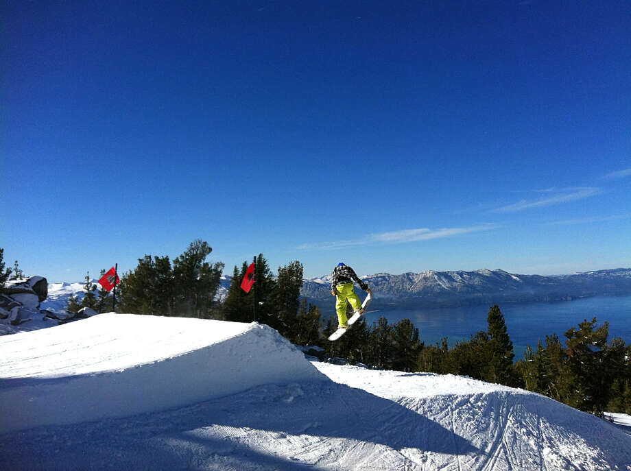 The terrain park at Heavenly (Courtesy: Heavenly)
