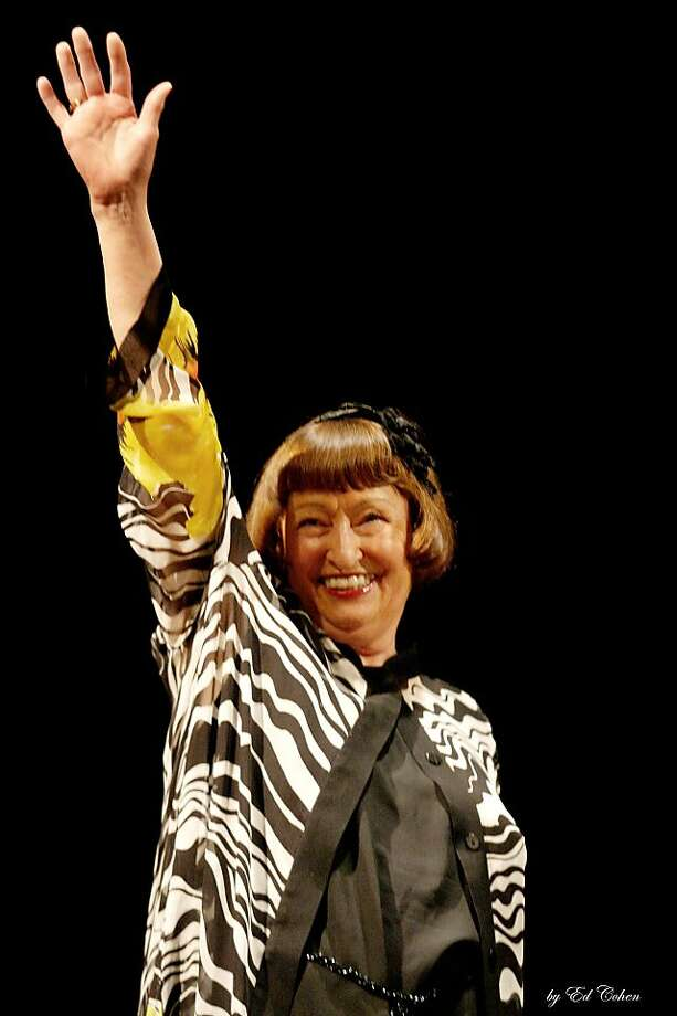 Sheila Jordan is being saluted in song at Berkeley's Freight & Salvage Dec. 3. Photo: Ed Condon