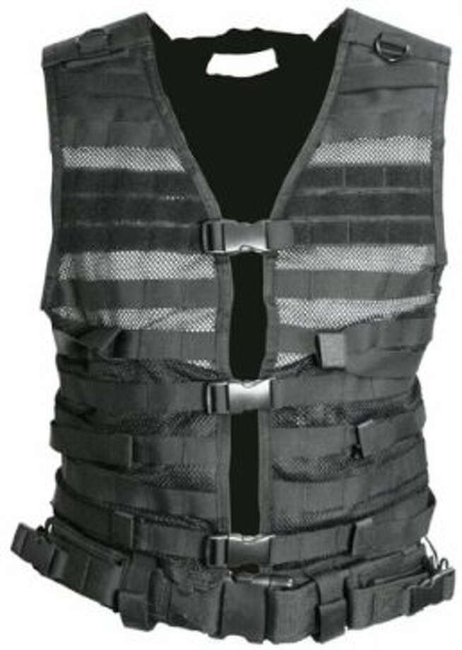 Protective vests: Because they look super cool. (Amazon photo)