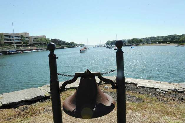 Greenwich Harbor as seen from Roger Sherman Baldwin Park Tuesday, Sept. 25, 2012. Photo: Helen Neafsey / Greenwich Time