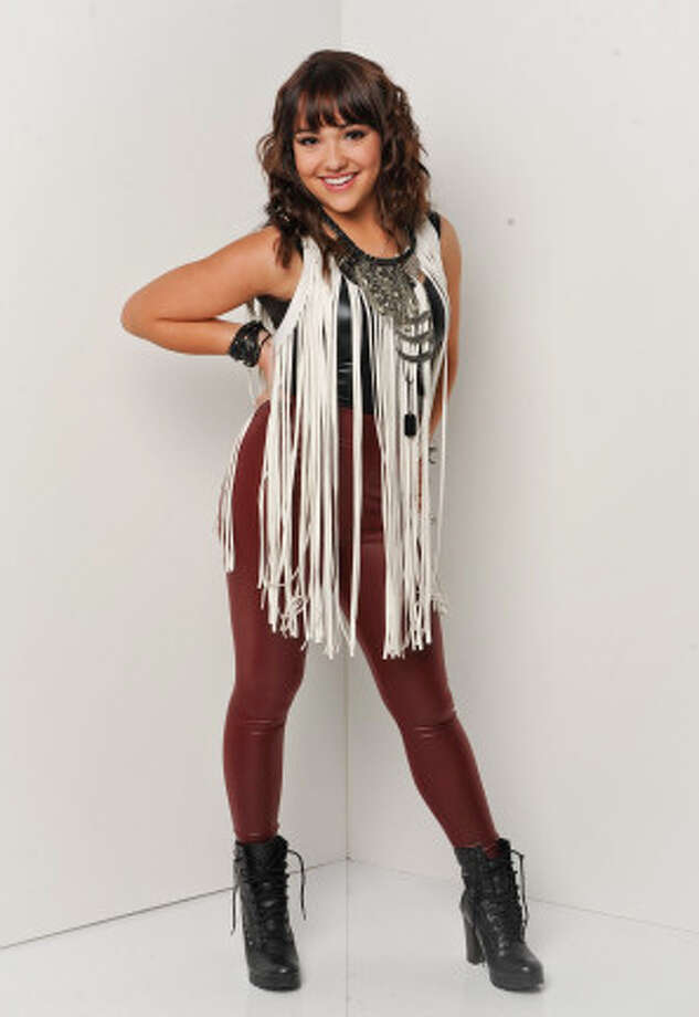 THE X FACTOR: 12 Perform: Jennel Garcia.  CR: Ray Mickshaw / FOX. Photo: Ryan McShaw, Ray McShaw/PictureGroup / 2012 PictureGroup