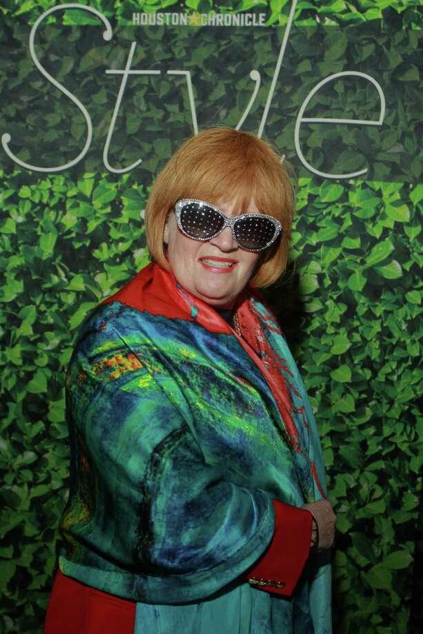 (For the Chronicle/Gary Fountain, November 14, 2012)  Joann Klein. Photo: Gary Fountain, For The Chronicle / Copyright 2012 Gary Fountain.