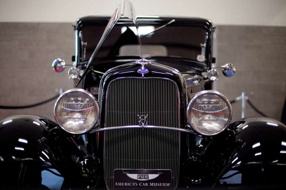 A 1932 Ford is shown on Wednesday, November 14, 2012 during the opening day of the Seattle Auto Show at CenturyLink Field Events Center. Photo: JOSHUA TRUJILLO / SEATTLEPI.COM