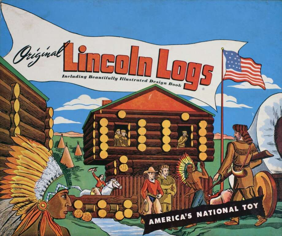 Lincoln Logs (Courtesy Albany Institute of History and Art) (ALL)