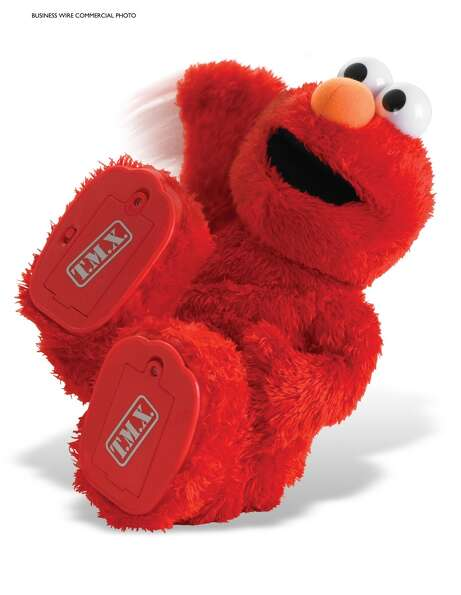 For the tenth anniversary of Tickle Me(R) Elmo, Fisher-Price pulls out all the stops -- tapping into