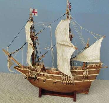 Model Ship Is Big On History San Antonio Express News