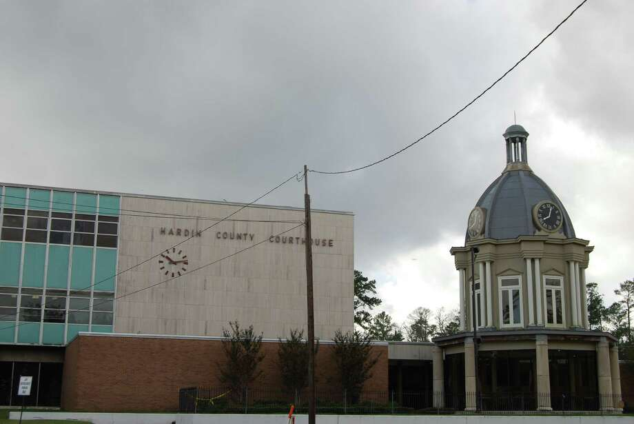 Kountze County Courthouse and Jail where the shooting suspects are be held awaiting arraignment. Photo: Jay Cockrell / Jay Cockrell
