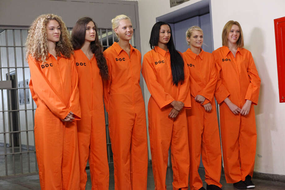 "America's Next Top Model -- ""The Girl Who Comes Back"" pictured left to right: Nastasia, Victoria, Laura, Kiara, Kristin and BrittanyCycle 19Photo: Patrick Wymore/The CW©2012 The CW Network, LLC. All Rights Reserved Photo: Patrick Wymore, The CW / ©2012 The CW Network, LLC. All Rights Reserved"