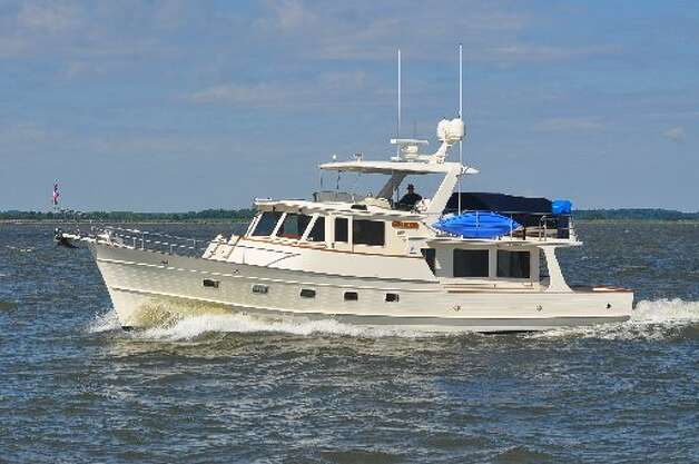 Aimless is underway on its journey up the East Coast of the U.S. with former Mayor Phil Hardberger at the helm. Hardberger takes extended journeys in the 55-foot trawler with wife Linda.