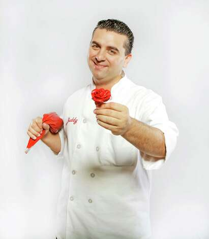 """Cake Boss"" Buddy Valastro is bringing a live holiday show to the Warner Theatre in Torrington on Sunday, Nov. 25. Photo: Contributed Photo / Connecticut Post Contributed"