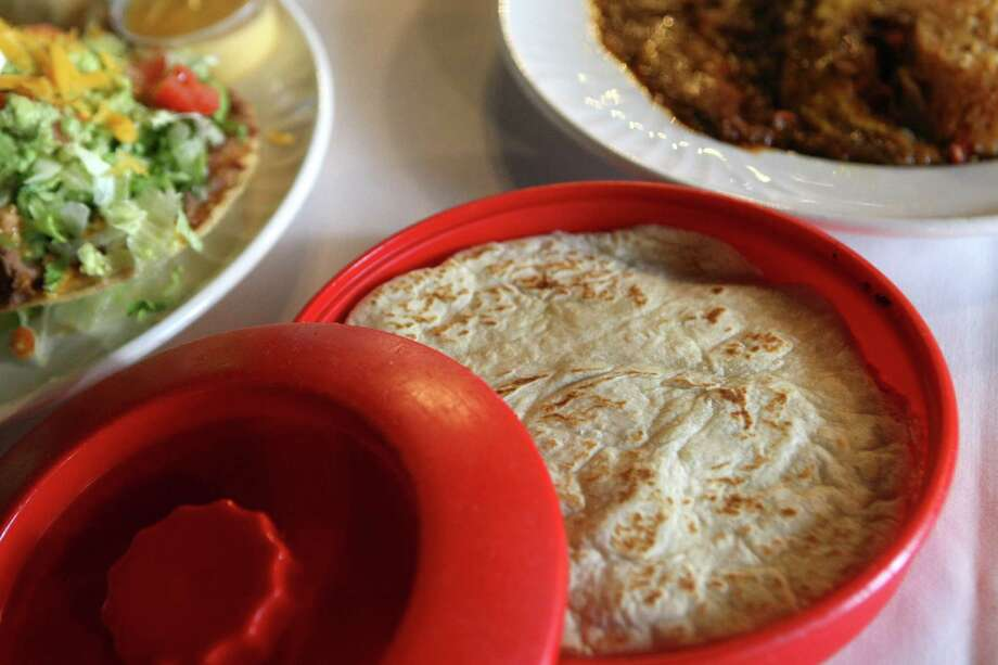 Avoid flour tortillas. Instead, opt for whole-grain. This adds a different texture and flavor, while holding a host of health benefits. Photo: Helen L. Montoya, San Antonio Express-News / ©SAN ANTONIO EXPRESS-NEWS
