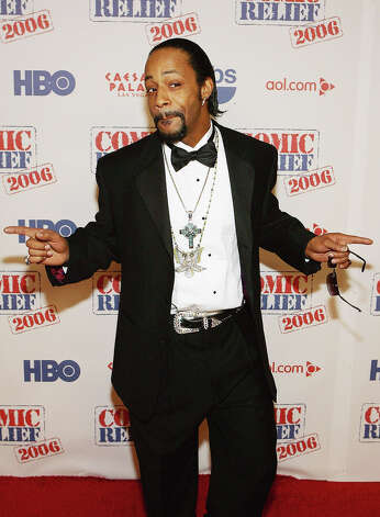 "Comedian Katt Williams poses at the ""Comic Relief 2006"" show at The Colosseum at Caesars Palace November 18, 2006 in Las Vegas, Nevada. The benefit was held to help families in the Gulf Coast affected by Hurricane Katrina. Photo: Ethan Miller, Getty Images / 2006 Getty Images"