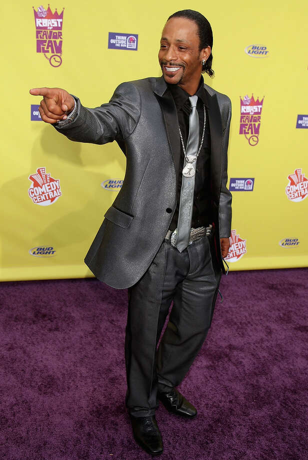 Roast Master Katt Williams arrives at the Comedy Central Roast of Flavor Flav at Warner Bros. Studio Lot, Stage 23 on July 22, 2007 in Burbank, California. Photo: Kevin Winter, Getty Images / 2007 Getty Images