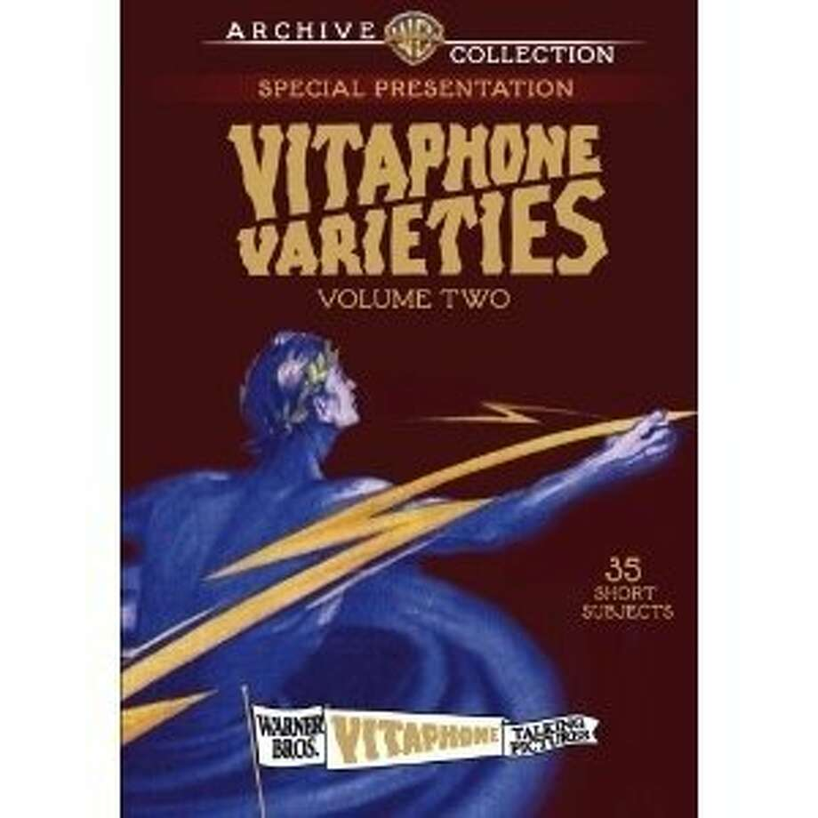dvd cover VITAPHONE VARIETIES: VOLUME TWO Photo: Warner Archive, Amazon.com