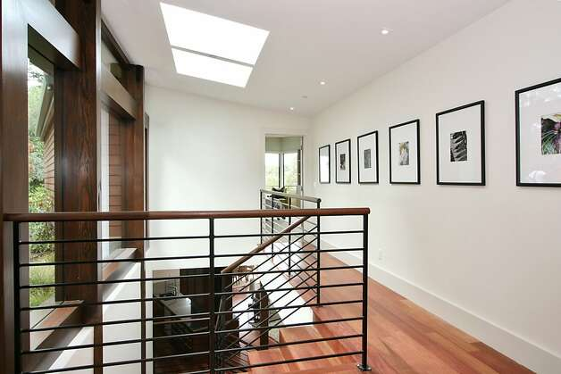 The property has been remodeled to reflect a contemporary aesthetic. Photo: Liz Rusby