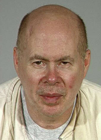 Michael D. Murray, pictured in a King County Sheriff's Office photo.