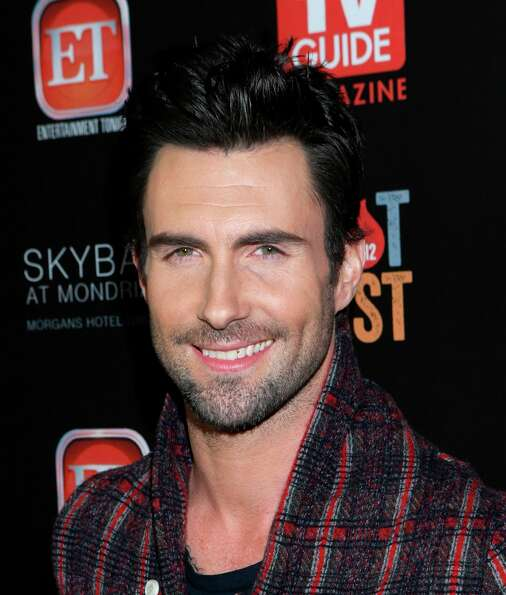 Adam Levine leads the 2013 People's Choice nominations with six nods.  (Photo by Todd Williamson/Inv