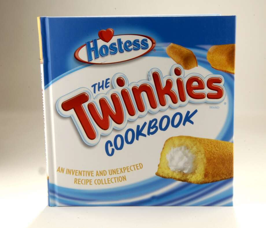 The Twinkies Cookbook is in response to the call Hostess issued for recipes upon its 75th anniversary last year. (Bill Hogan/Chicago Tribune/KRT) (CHICAGO TRIBUNE)