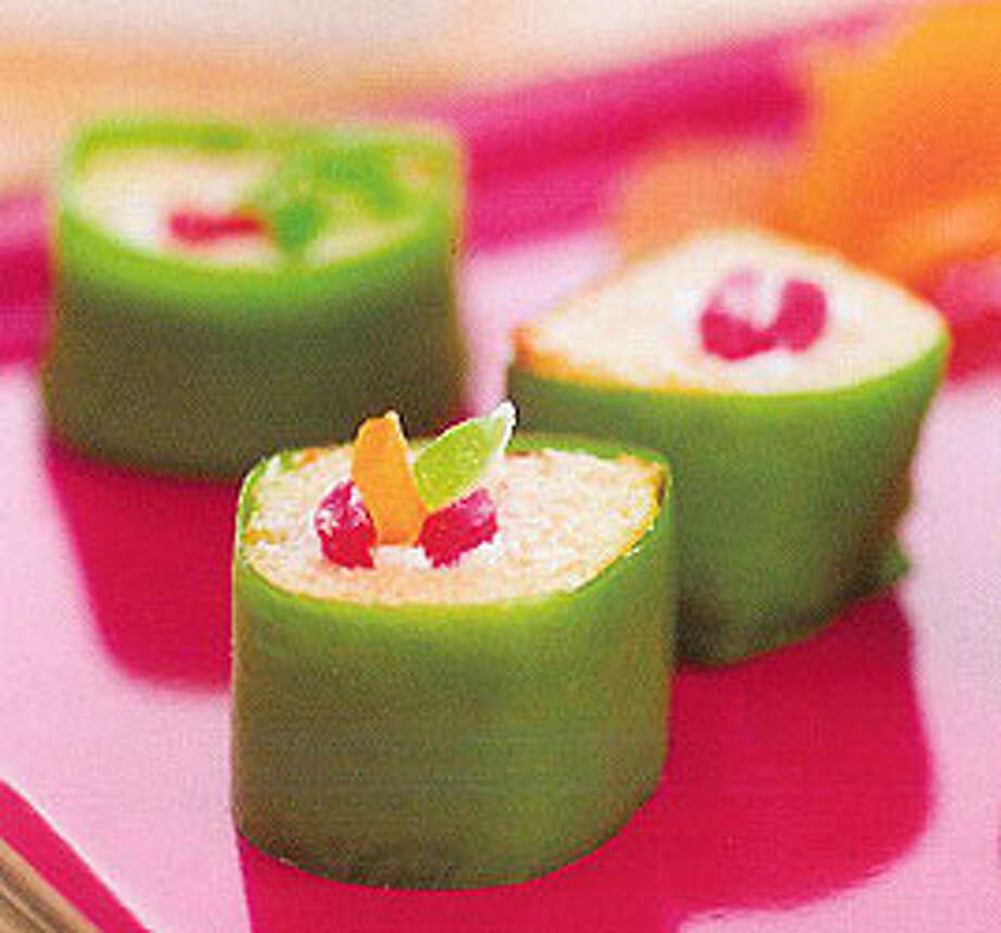Twinkie Sushi. (Express-News file photo)