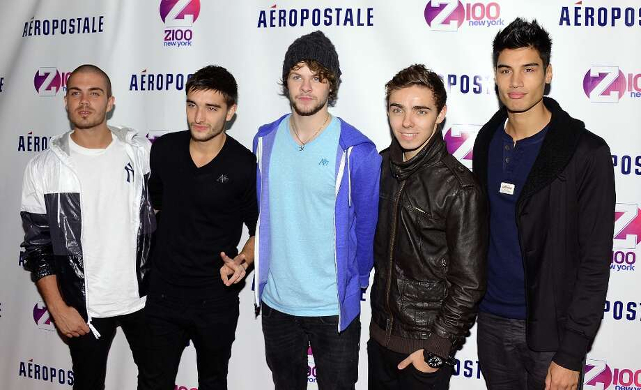 And The Wanted are, too. Photo: Andrew H. Walker, Getty Images / 2012 Getty Images