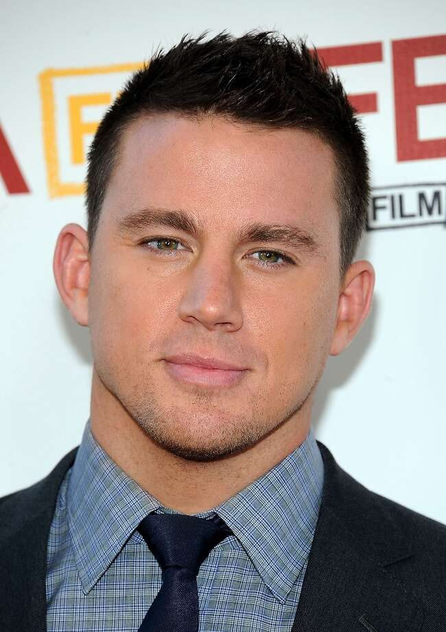 "Channing ""Sexiest Man Alive"" Tatum scored four acting nods. arrives at the Premiere of CBS Films' Salmon Fishing in the Yemen, in Los Angeles, California, on March 5, 2012. AFP PHOTO/VALERIE MACONarrives at the Premiere of CBS Films' Salmon Fishing in the Yemen, in Los Angeles, California, on March 5, 2012. AFP PHOTO/VALERIE MACONarrives at the Premiere of CBS Films' Salmon Fishing in the Yemen, in Los Angeles, California, on March 5, 2012. AFP PHOTO/VALERIE MACON        (Photo credit should read VALERIE MACON/AFP/GettyImages) Photo: AFP, AFP/Getty Images / 2012 AFP"