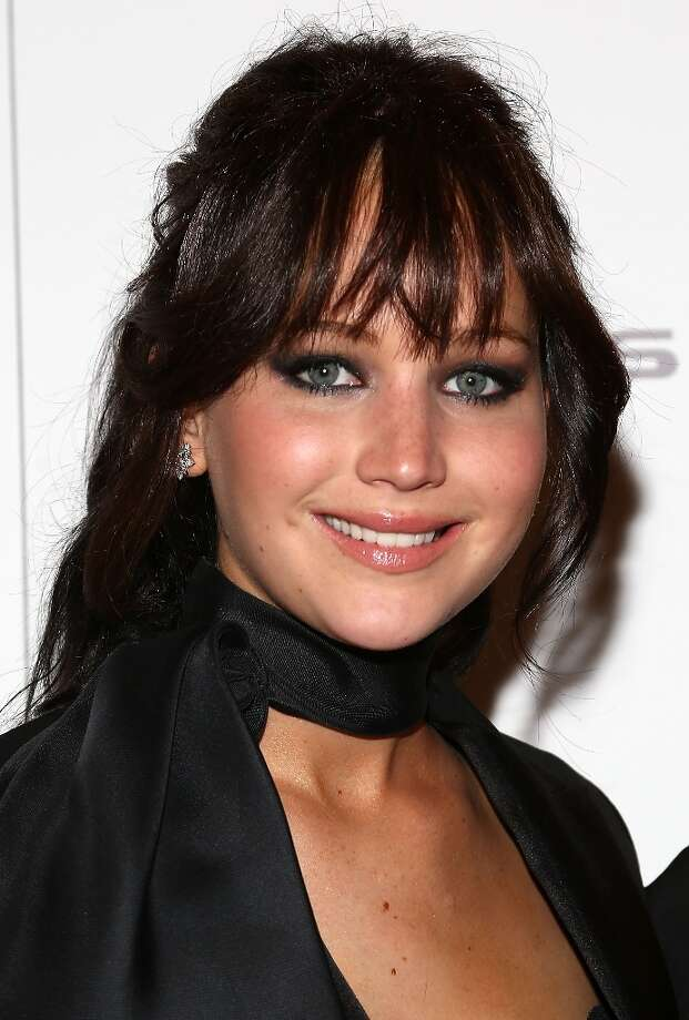 "Jennifer Lawrence has three acting nominations for ""The Hunger Games."" Photo: Astrid Stawiarz, Getty Images / 2012 Getty Images"