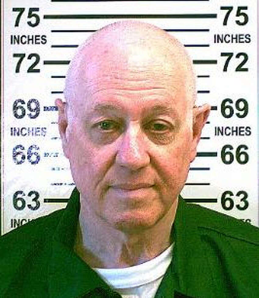 Alan Hevesi, former comptroller of the state of New York, is see in this undated handout photo provided to the media on Tuesday, April 19, 2011. Hevesi, 71, the highest-ranking official convicted in an investigation of corruption at the pension fund of New York state, was sentenced to a minimum of one year by State Supreme Court Justice Michael Obus in Manhattan. Source: New York State Department of Correctional Services via Bloomberg EDITOR'S NOTE: EDITORIAL USE ONLY. NO SALES.