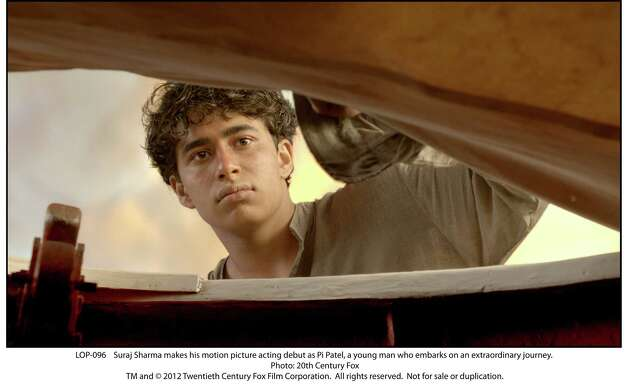 """Life of Pi"" Photo: 20th Century Fox"