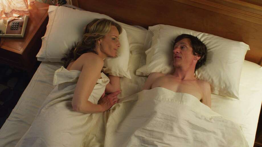 Helen Hunt as ?Cheryl Cohen Greene? and John Hawkes as ?Mark O?Brien.? Image courtesy of Fox Searchlight Pictures Photo: Red Camera Pulls