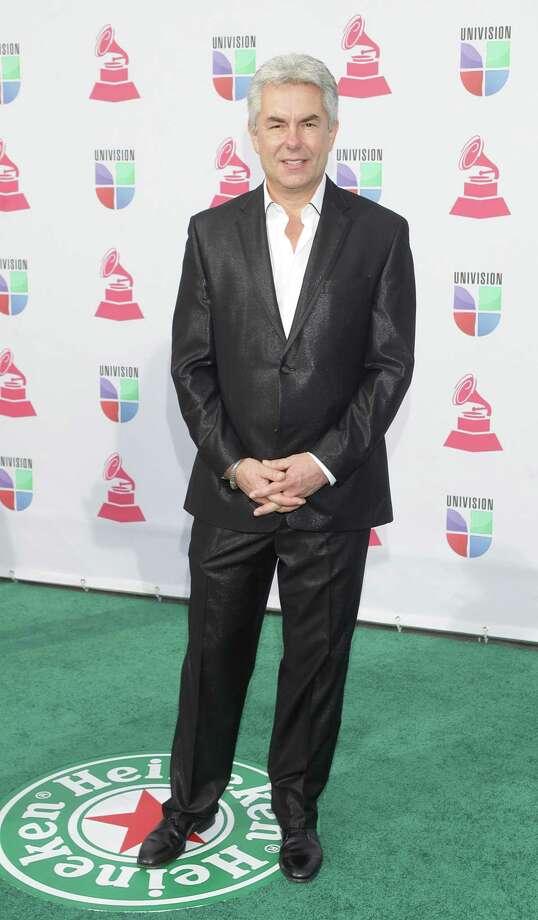 Record Producer Gregg Fields arrives for the 13th Annual Latin Grammy Awards on November 15, 2012 in Las Vegas, Nevada.    AFP PHOTO/John GURZINSKIJOHN GURZINSKI/AFP/Getty Images Photo: JOHN GURZINSKI, Getty Images / AFP