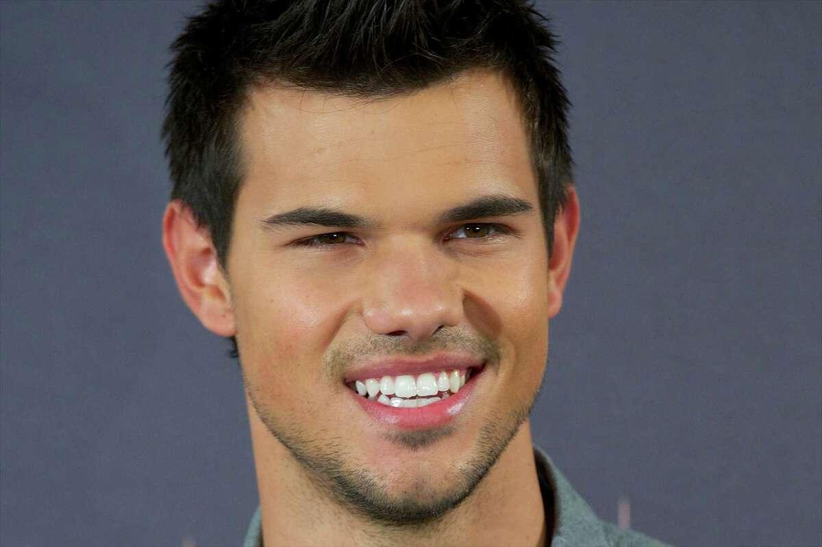 MADRID, SPAIN - NOVEMBER 15: Actor Taylor Lautner attends the