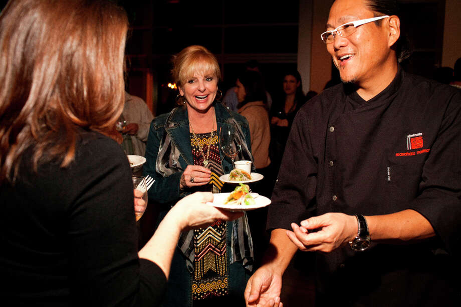 Chef Masaharu Morimoto. Photo: Jason Henry, Special To The Chronicle / ONLINE_YES