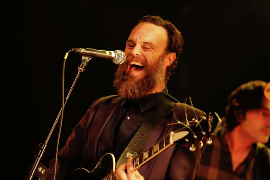 Musician Rodrigo Amarante performs onstage singing 'I Won't Back Down' at the first ever Jameson Petty Fest West at El Rey Theatre on November 14, 2012 in Los Angeles, California.  (Photo by Imeh Akpanudosen/Getty Images For Jameson) Photo: Imeh Akpanudosen, Getty Images For Jameson / 2012 Getty Images