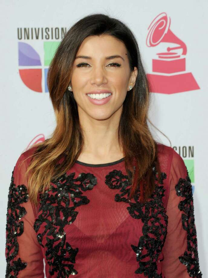 TV personality Adrianna Costa arrives at the 13th annual Latin GRAMMY Awards held at the Mandalay Bay Events Center on November 15, 2012 in Las Vegas, Nevada. Photo: Jason Merritt, Getty Images / 2012 Getty Images
