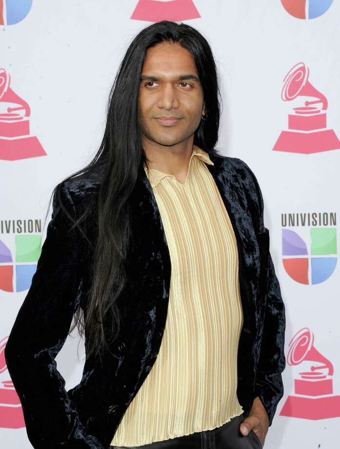 Actor Anand Bhatt arrives at the 13th annual Latin GRAMMY Awards held at the Mandalay Bay Events Center on November 15, 2012 in Las Vegas, Nevada. Photo: Jason Merritt, Getty Images / 2012 Getty Images
