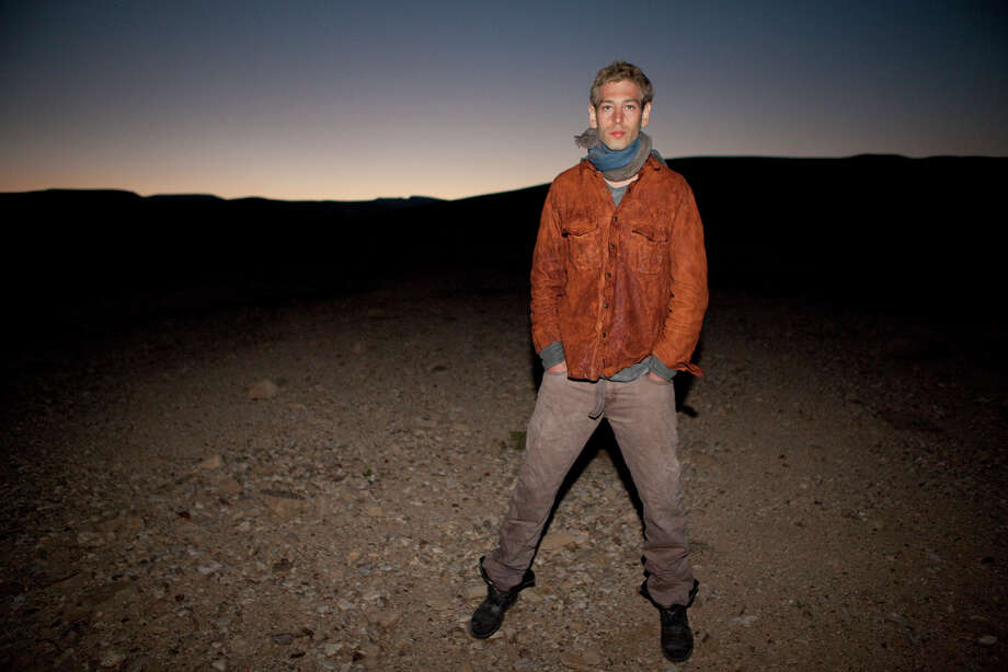"Matisyahu says his songs are ""about struggle, about searching and about connection."" Photo: Mark Squires"
