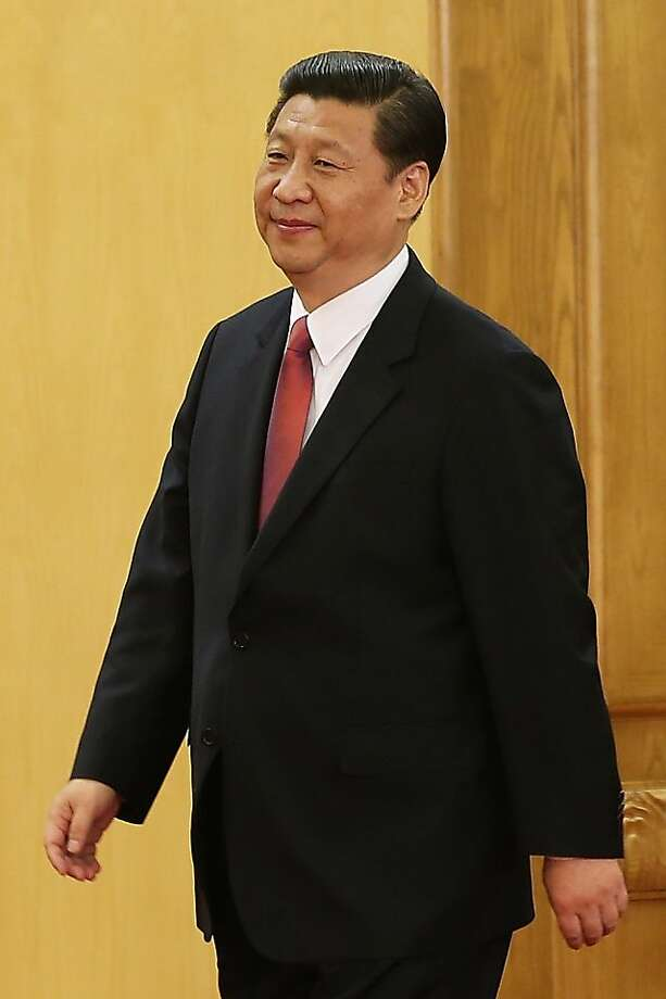 Xi Jinping leads China's Communist Party. Photo: Lintao Zhang, Getty Images