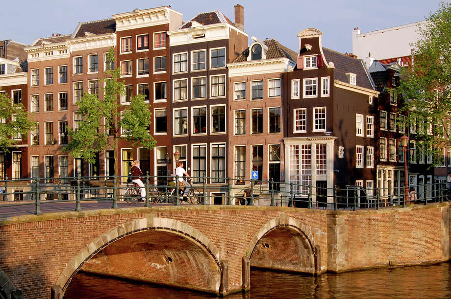 In 2013 Amsterdam will celebrate the 400th anniversary of its famous ring of canals. Photo: Cameron Hewitt, Ricksteves.com