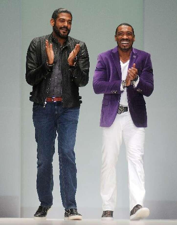 Designers Patrick and Fabrice Tardieu