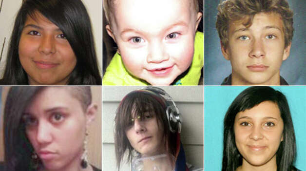 Click through these photos for a look at the Washington's missing children. Photo: Washington State Patrol